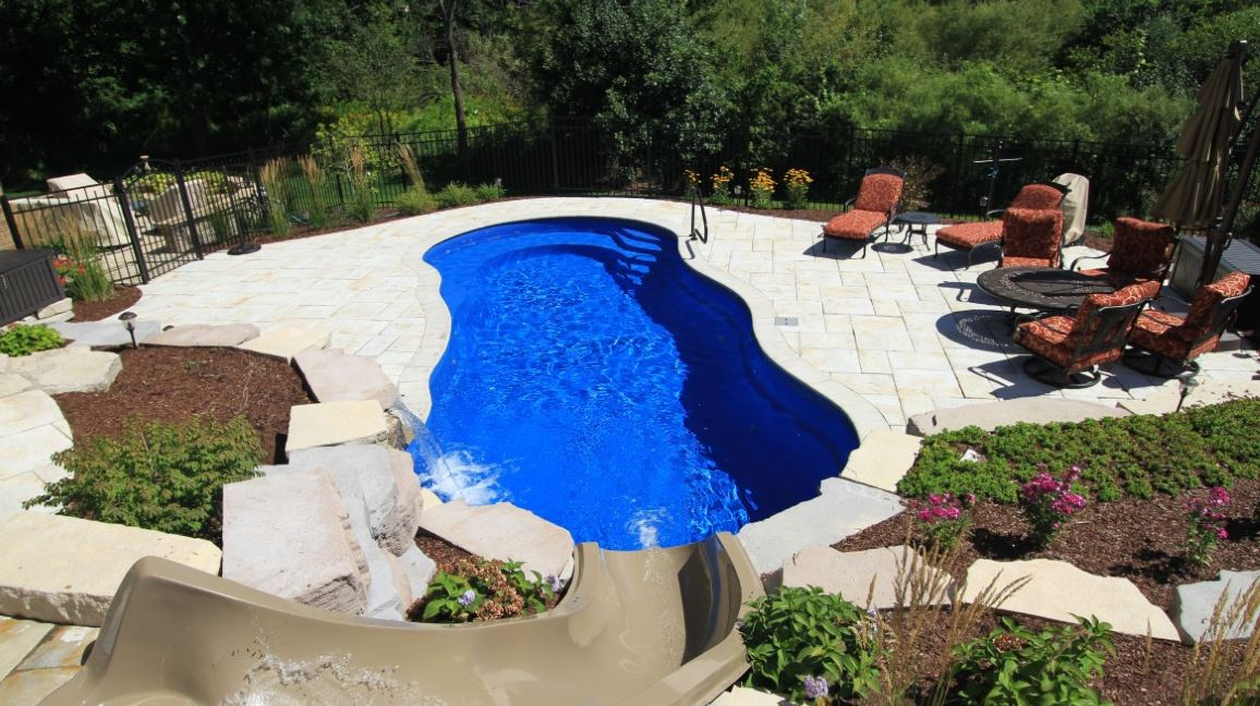 Riviera Pool leisure pools houston inground swimming pools houston